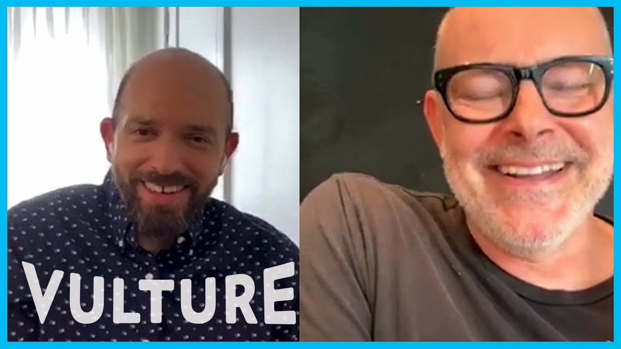 Paul Scheer and Rob Corddry