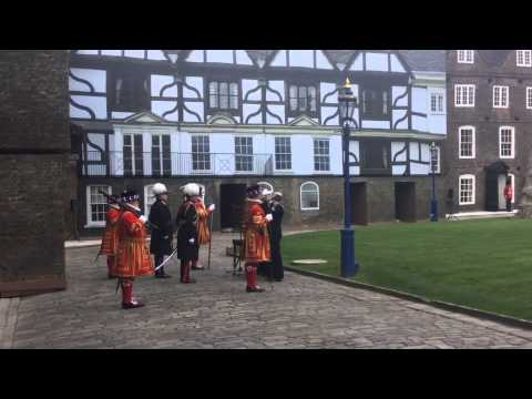 Ceremony of the Constable's Dues - Monday 27 April 2015