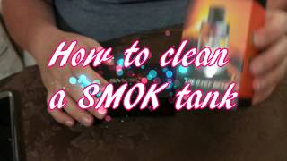 SMOK Tank | How to take apart & clean