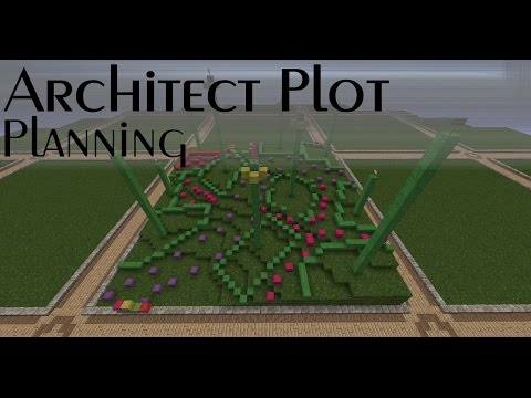 Medieval Town Plot (Architect Worthy: Part 1) Planning