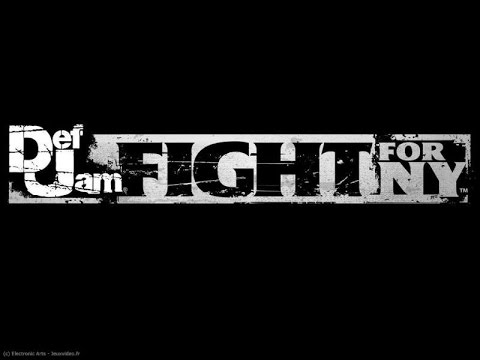 Def Jam Fight For NY IceTOG Original Gangsta HD PS2GameCubeXBOX 2004