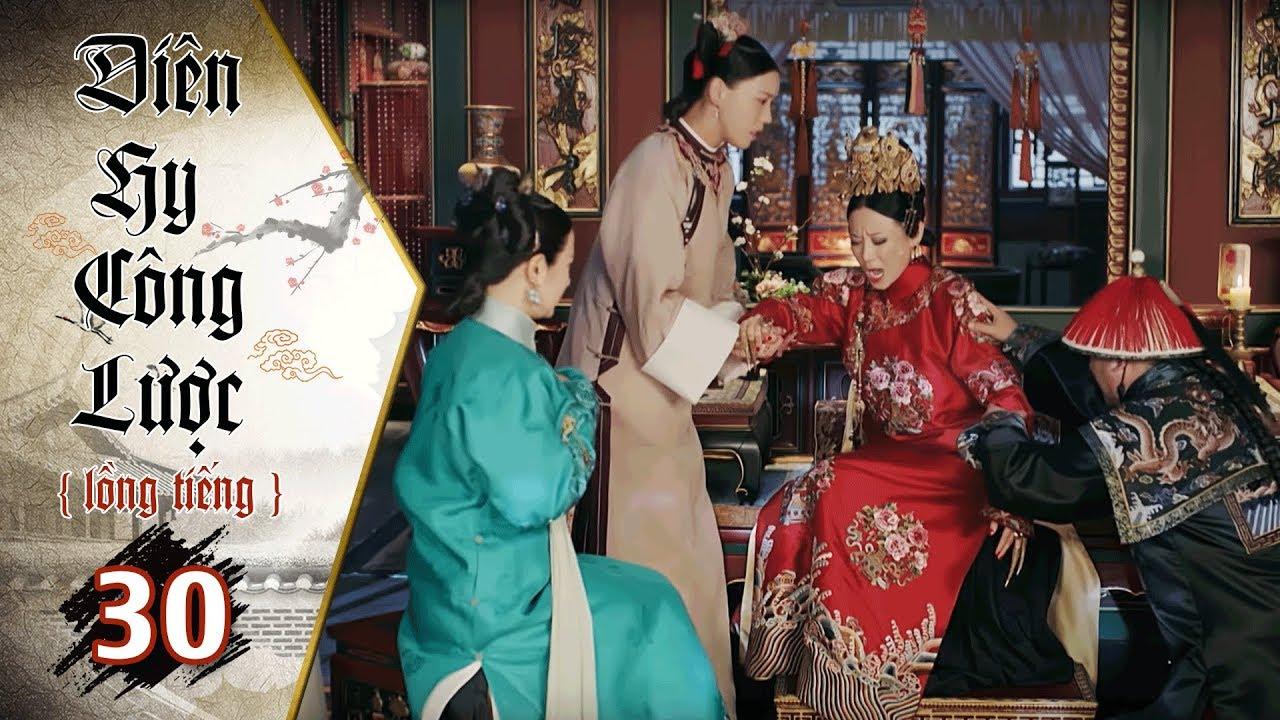 image Diên Hy Công Lược - Tập 30 (Lồng Tiếng) | Phim Bộ Trung Quốc Hay Nhất 2018 (17H, thứ 2-6 trên HTV7)