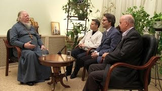 Беседа о семейном образовании с Майклом Доннелли (США) и Джеральдом Хубнером (Канада)