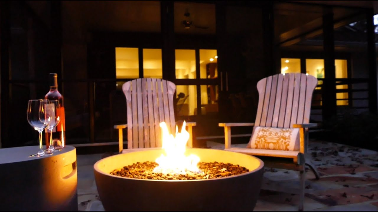 Fire Pits In Gas Or Wood Burning. The Fire House Casual Living Store