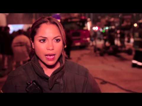 Chicago Fire: Season 2 Finale: MONICA RAYMUND