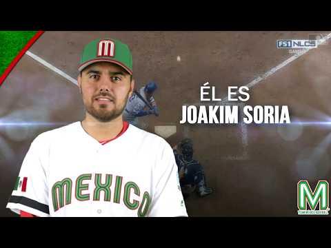 Conoce más de la carrera de Joakim Soria