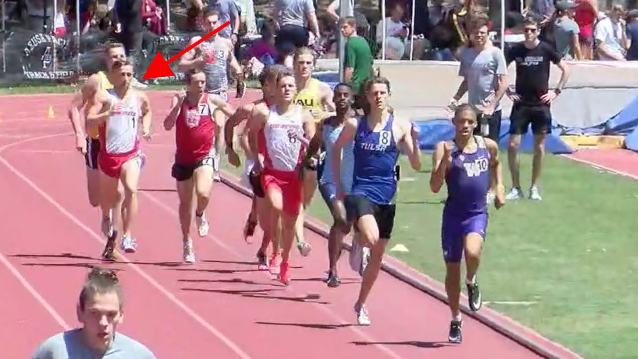 Download From Tenth To First! Big 800m Kick At Bryan Clay Invite
