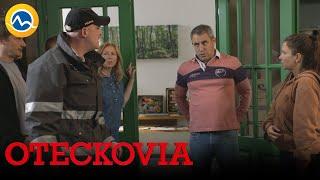 OTECKOVIA - Vlado vrazil policajtovi. Ten odletel na zem!