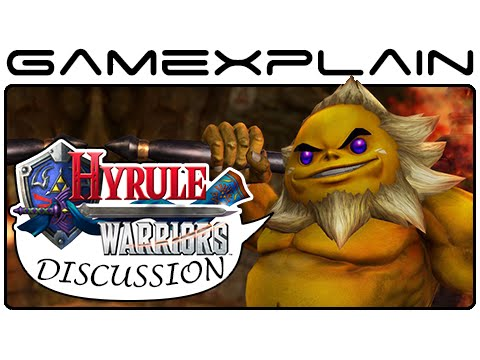 Hyrule Warriors Discussion - Features Trailer Thoughts & Impressions (Wii U) - GameXplain  - 5h5dRPYPqfE -