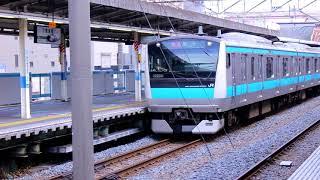 JR東日本  E233系  クハE233形 クハE233-1045 京浜東北線 南浦和駅止まり