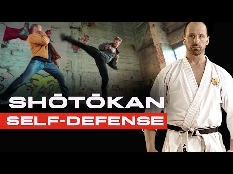 SHOTOKAN KARATE - the Secret of Self Defense - Jörg Gantert