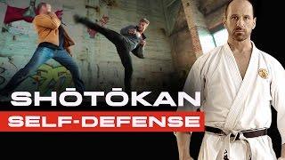 SHOTOKAN KARATE - the Secret of Self Defense - Jörg Gantert
