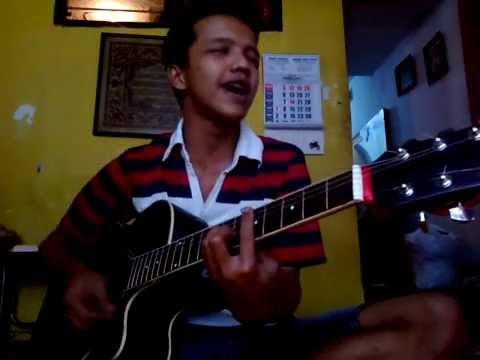 Yang penting happy - jamal mirdad (cover reggae acoustic)