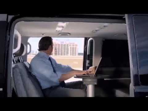VW Multivan Werbung