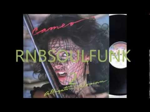 CAMEO -  ALLIGATOR WOMAN FULL ALBUM 1982
