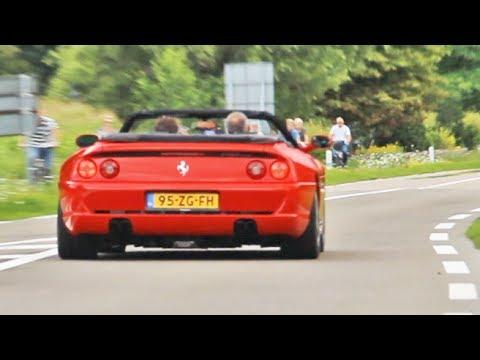 Ferrari F355 Legendary Sound!