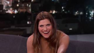 Lake Bell Really Committed To Her Fake English Accent