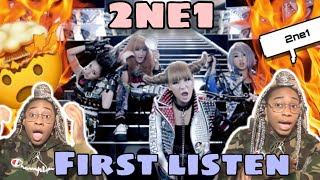 """FIRST TIME REACTING TO 2NE1"""" I AM THE BEST"""" 2NE1 REACTION (NEW FAN IS SHOOK)"""