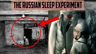 The REAL Russian Sleep Experiment