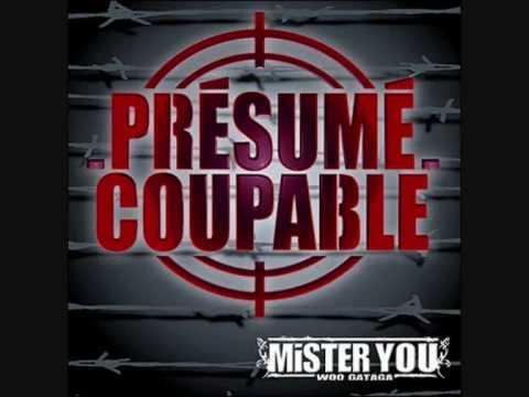 Youtube: Présumé Coupable- Mr You
