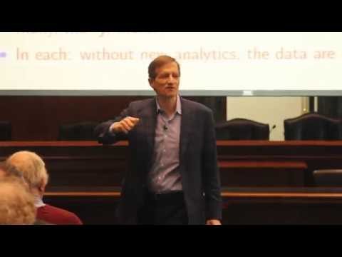 """The Big Deal about Big Data"" with Dr. Gary King"