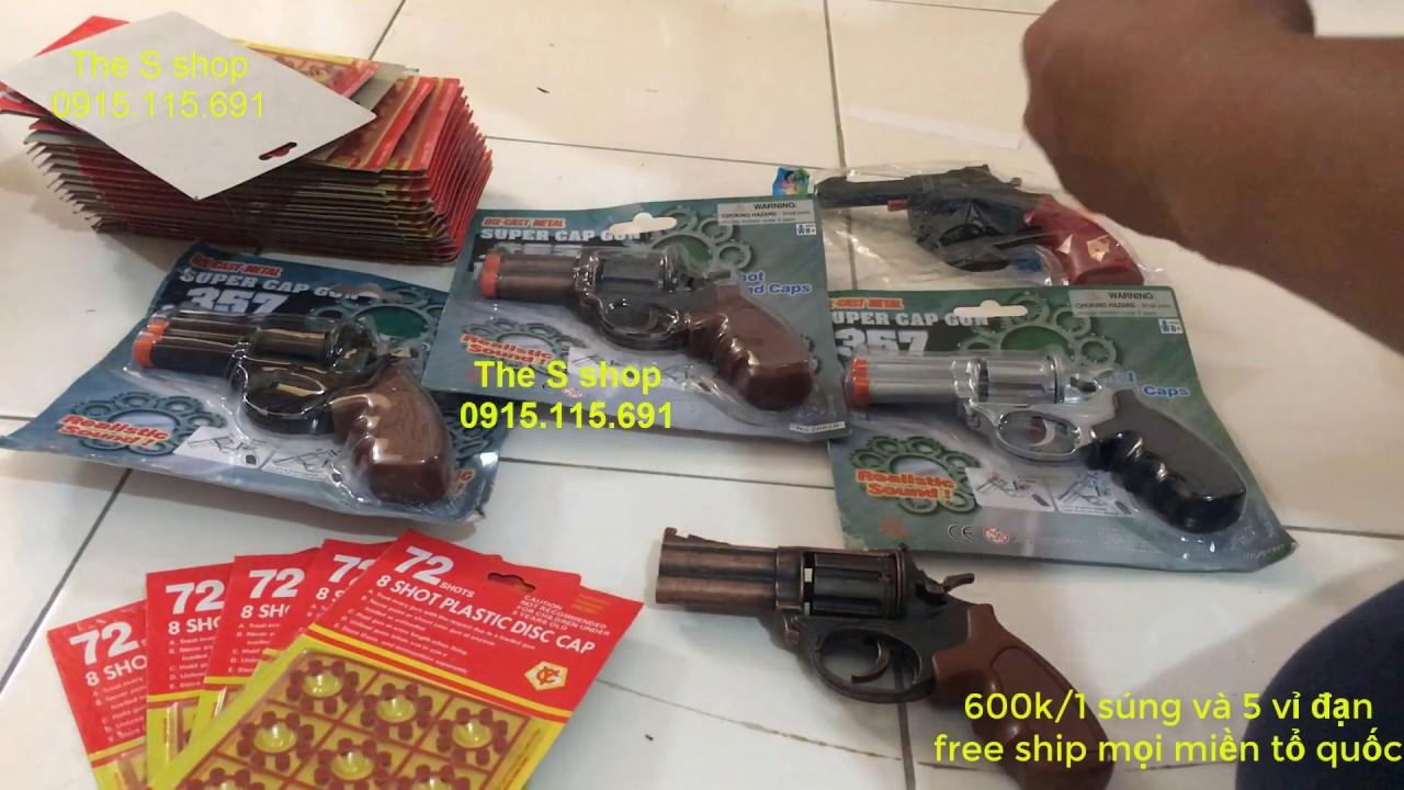 súng pháo kim loại - loại xịn - The S shop #1