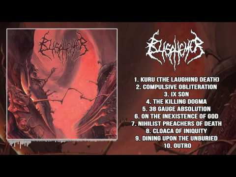 Blasphemer - On The Inexistence Of God (FULL ALBUM HD)