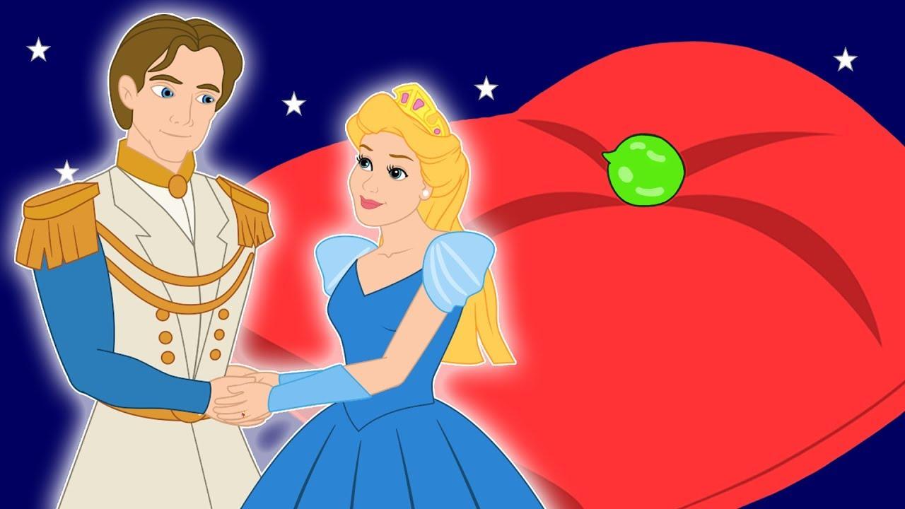 dessin animé de la princesse