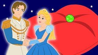 La Princesse au Petit Pois  | dessin animé en français avec les P