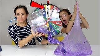 DESAFIO DA ROLETA MISTERIOSA DE SLIME!!(Edição PERDE TUDO!) Mystery Wheel of Slime Challenge!!! thumbnail