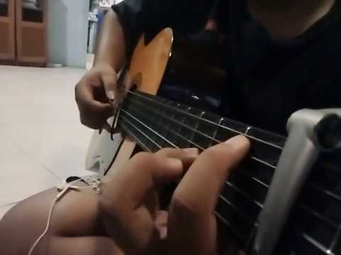 Ku Nyanyi Haleluya - Fingerstyle guitar