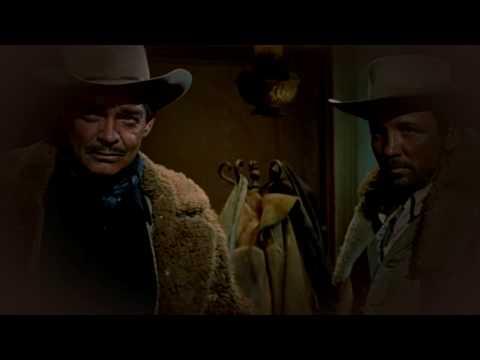Clark Gable - Jane RussellThe Tall Men (1955)