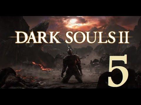 Dark Souls 2 - Gameplay Walkthrough Part 5: The Pursuer