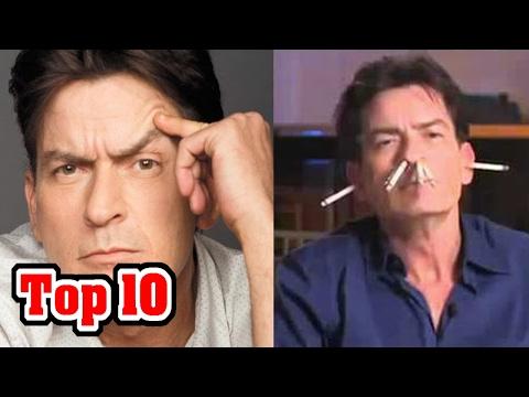 Top 10 Celebrities Who Went CRAZY