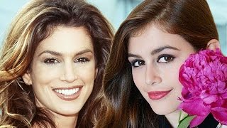 Cindy Crawford & Kaia Gerber: Cutest Celeb Mother Daughter Look-alikes