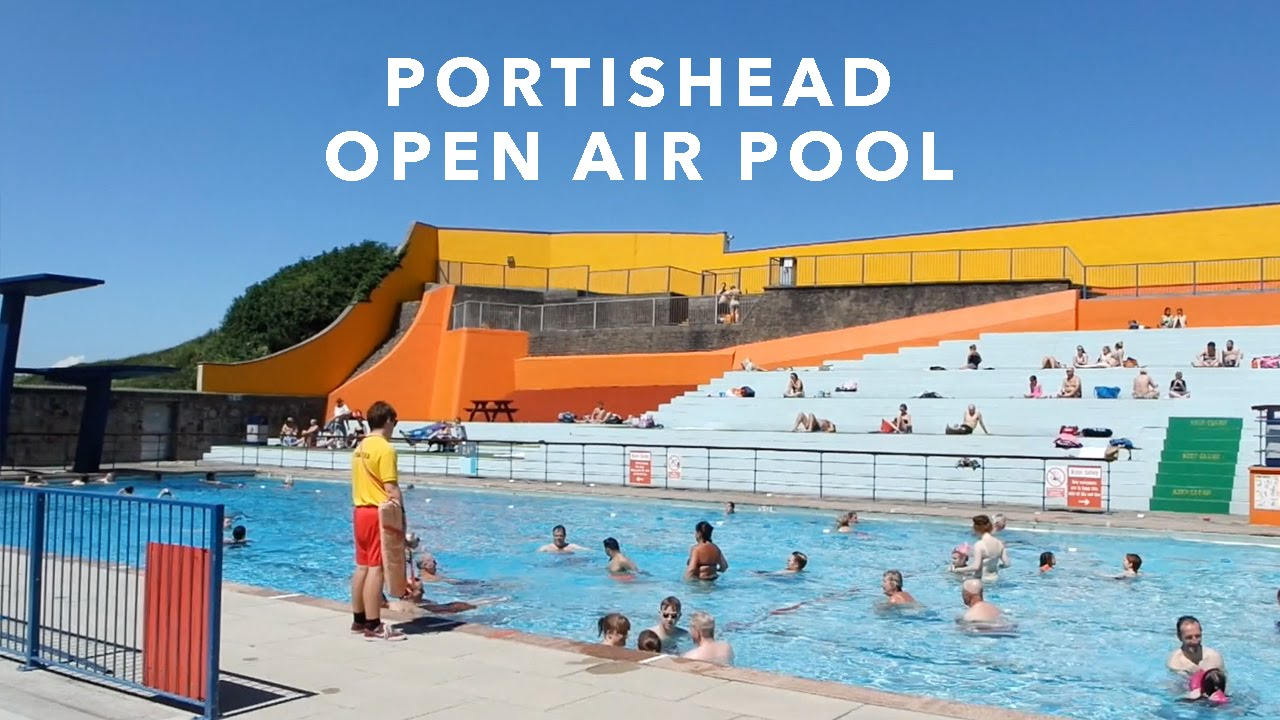 Portishead open air pool youtube - Open air swimming pool portishead ...