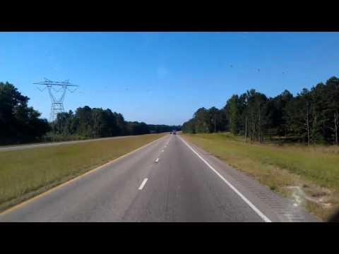 US Highway 231 near Pine Level, Alabama