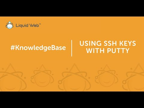 Using SSH Keys with PuTTY