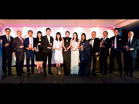WINNERS OF THE 2ND ASIA TRUSTED LIFE AGENTS & ADVISERS AWARDS 2017