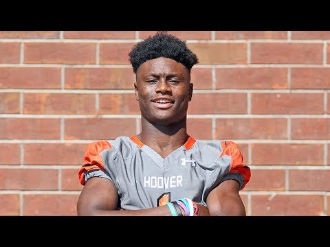 Game Analysis: George Pickens - 2019 Auburn commit