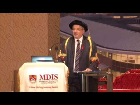 Graduation Convocation, University of Sunderland, UK, 17th June 2017, MDIS-UOS Part 1