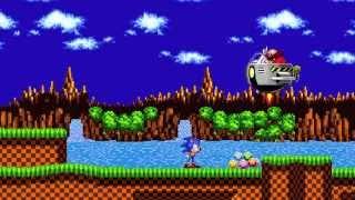 Sonic Goes Berserk