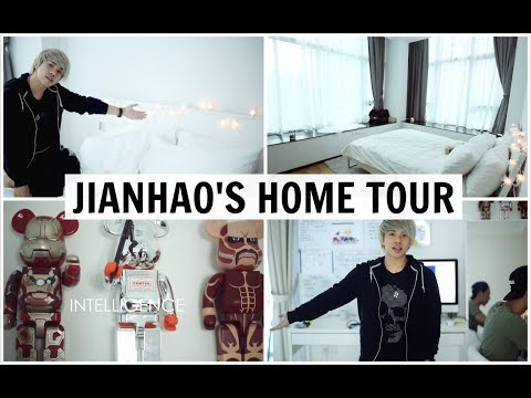 Home Tour | Jian Hao