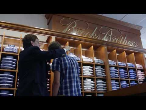Brooks Brothers | Made in America: Makers and Merchants Trai