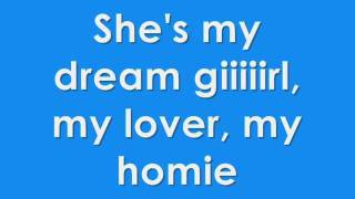 Akon & Tay Dizm: Dream Girl Lyrics :)