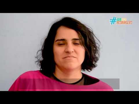 #WeAreResourcers - Interview décalée de Ana Lilia Martinez | Veolia
