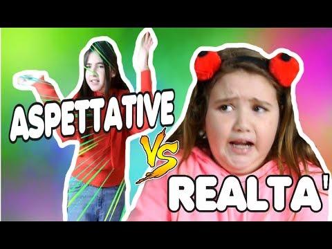 Aspettative VS  Realtà  by Marghe GIulia Kawaii