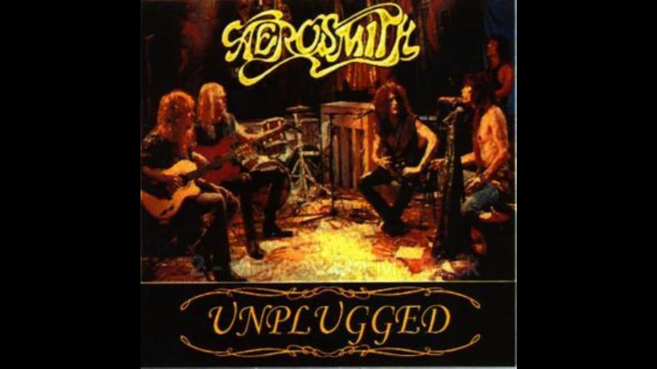 Aerosmith 1990 Mtv Unplugged Full Album Youtube