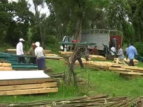 DANISH REFUGEE COUNCIL - Restoration of farm infrastructure and rural livelihood project