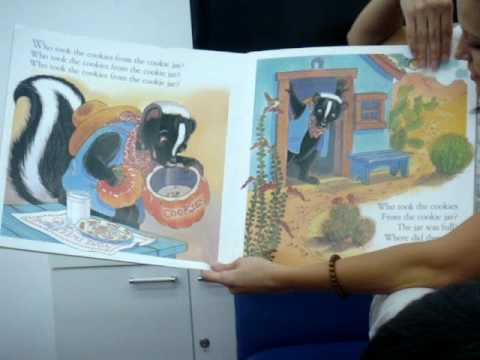 Who Took The Cookie From The Cookie Jar Book Stunning Who Took The Cookies From The Cookie JarMPG YouTube